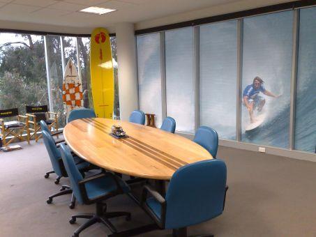 Lightning Bolt Boardroom