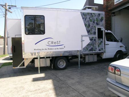 Crest Food Truck