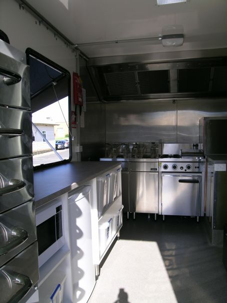 Crest Food Truck 2