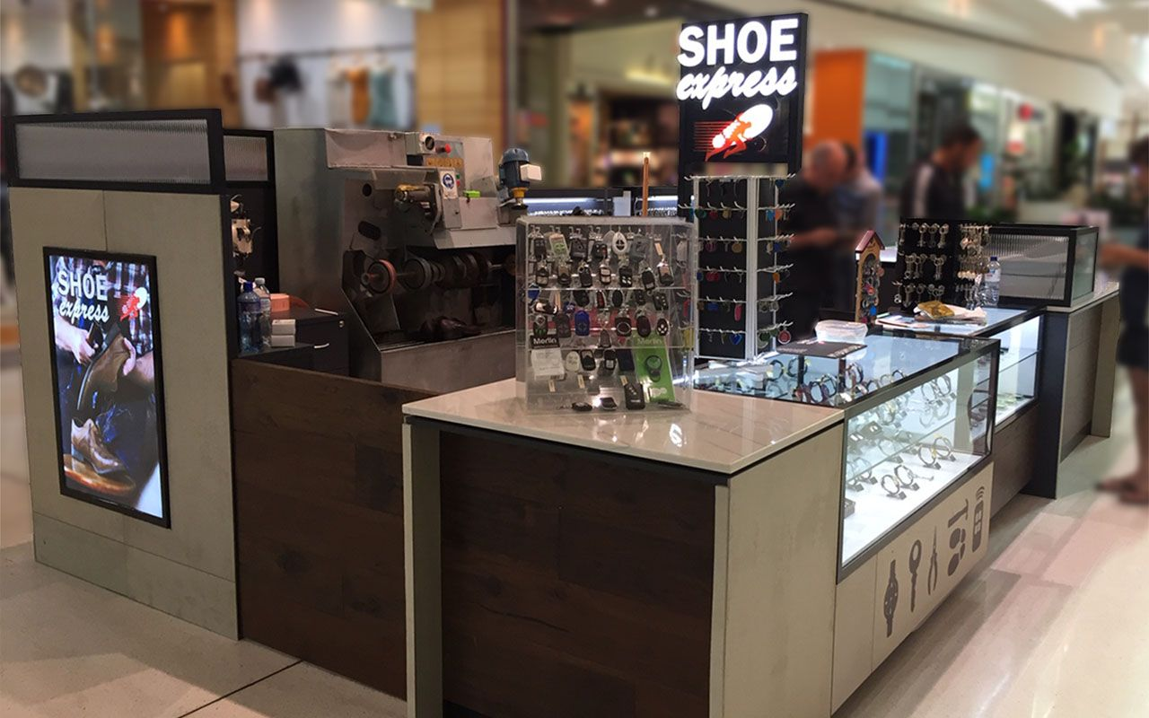 Shoe Express - Stall 3