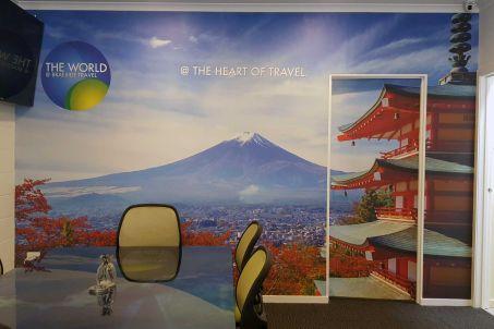 The World @ Braeside Travel