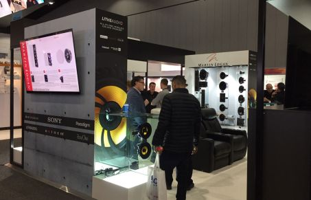 Audio Active at Integrate Expo 2019 3