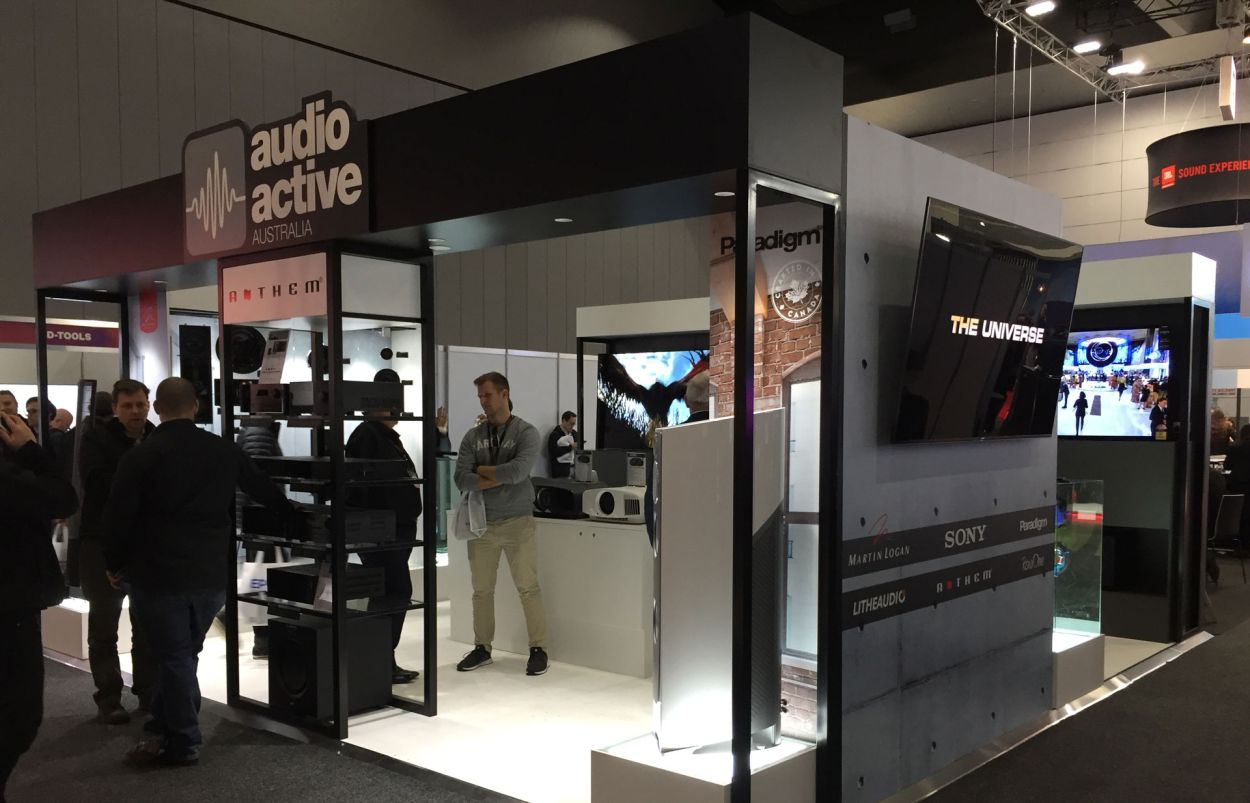 Audio Active at Integrate Expo 2019 1